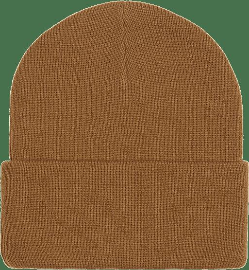 Prinscript Cuff Knit -Tan