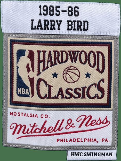 Boston Celtics 85-86 Larry Bird