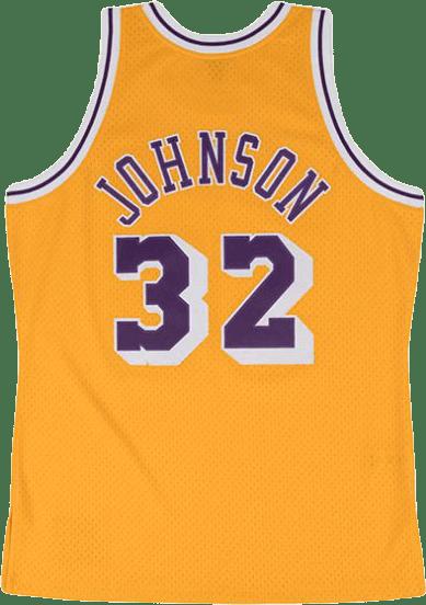 Los Angeles Lakers 84-85 Magic Johnson