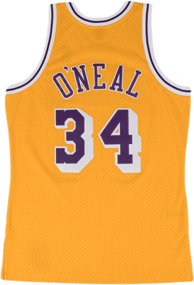 Los Angeles Lakers 96-97 Shaquille O'Neal