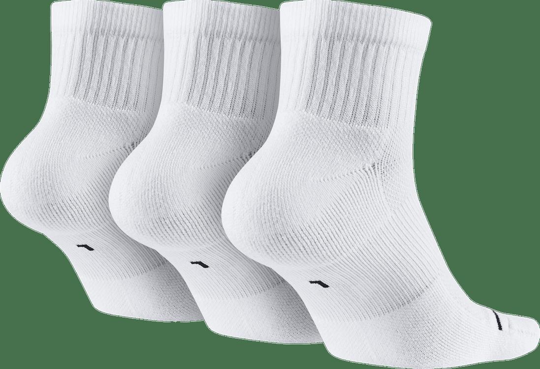 Everyday Max Ankle 3Pr White/White/White/Black