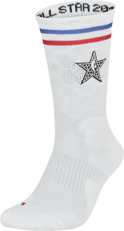 Elite Crew - All Star White/Black