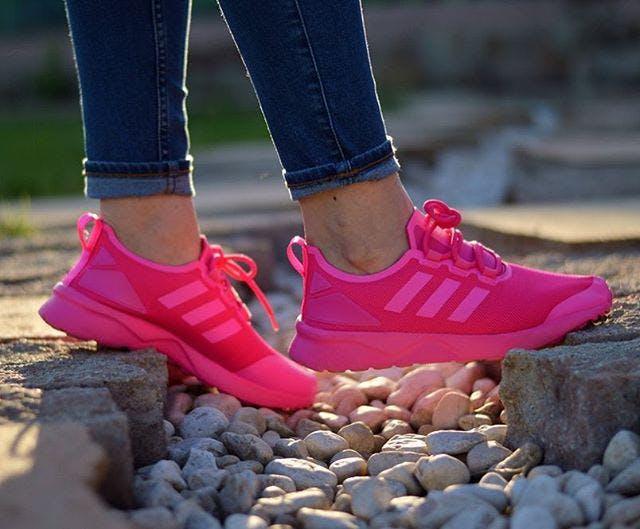 adidas Originals Zx Flux Adv Verve W Shock Pink S16Shock