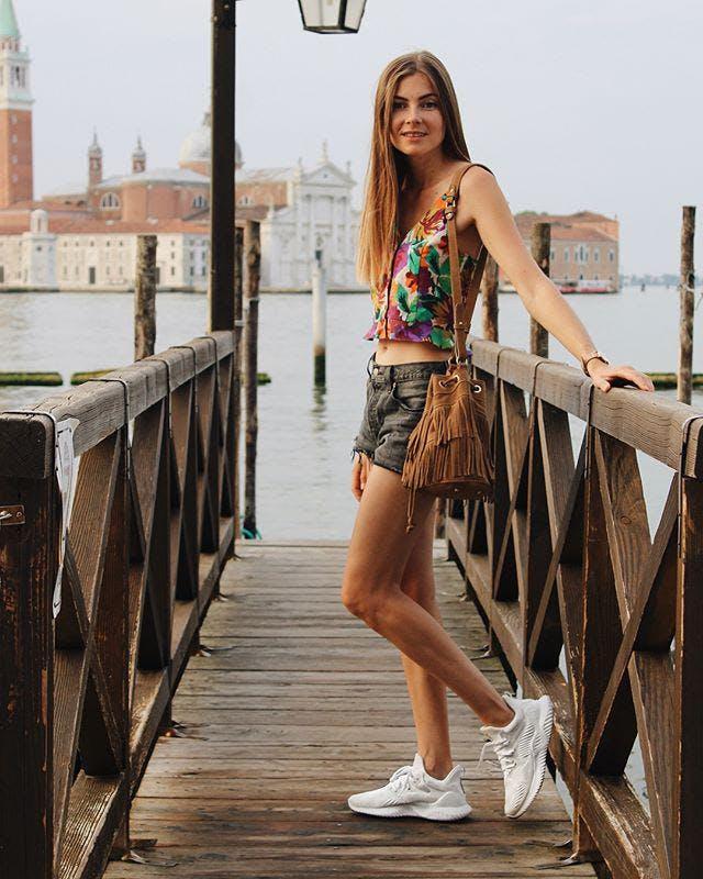 adidas Originals Dame Hvit Sandaler Adilette W Clemin Style