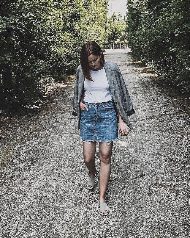 Ankelstøvletter : Miss KG Kvinne Sandaler blå Mote trendy
