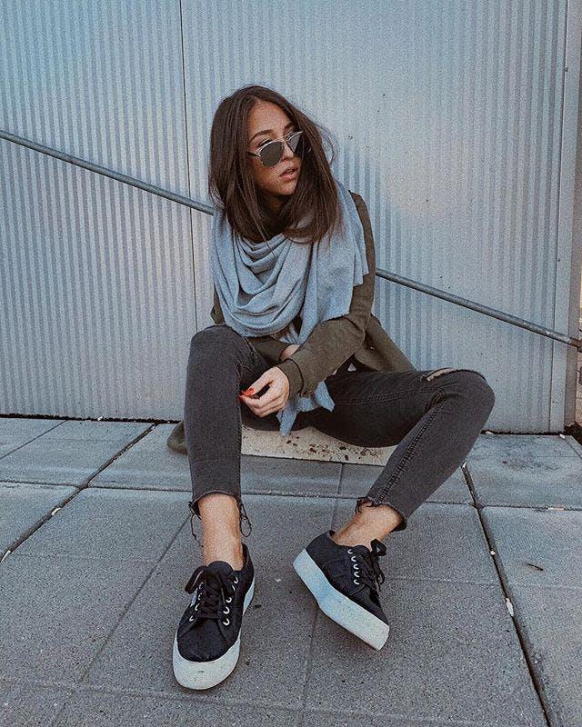 Snygg Klassiske sko Nike Sko Dame Tilbud : Danmarks Online