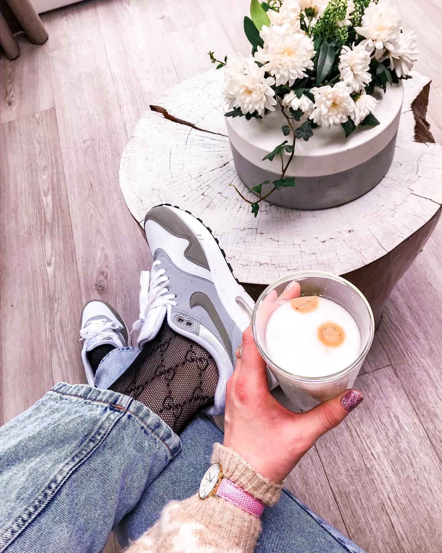 menn Blå sko støvler & Trainers Nike Air Presto Utility