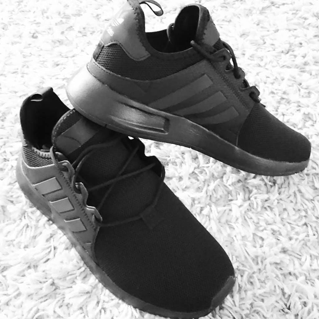 5b8259dc9fb911 adidas Originals - X Plr Core Black Trace Grey Met. F17. Von   yohannaemilia
