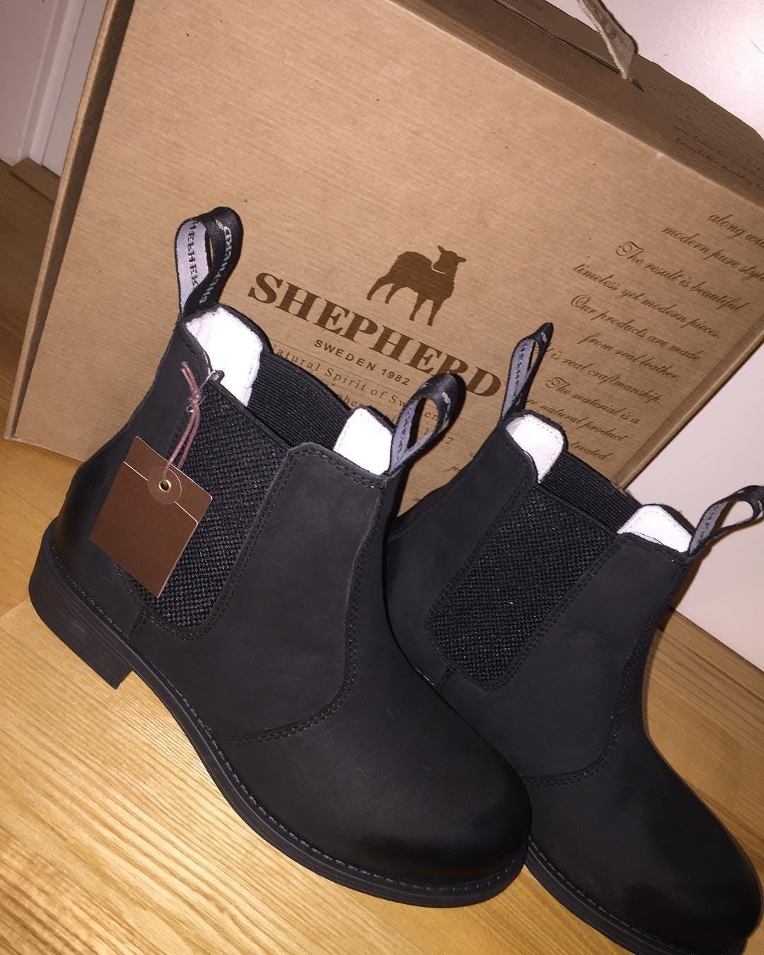 Shepherd, Schuhe Europas herrlichstes Schuhsortiment