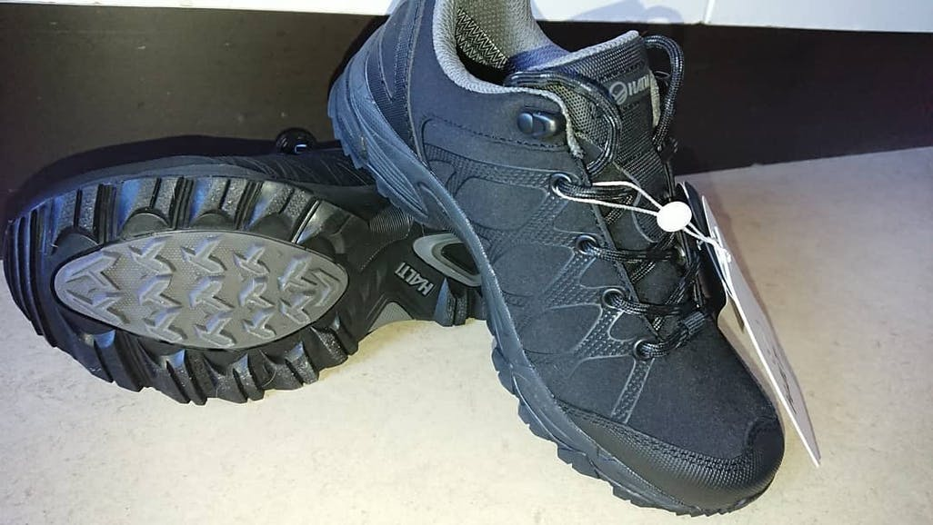 e9c91d6aaea Buy Halti Freddo Low Dx W Ag Black black Shoes Online | FOOTWAY.co.uk