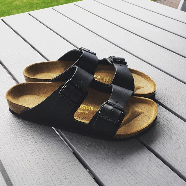 Köp Birkenstock Arizona Regular Black svarta Skor Online  37ecfa42cb41c