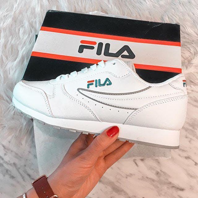 Fila, sko Nordens største utvalg av sko | FOOTWAY.no