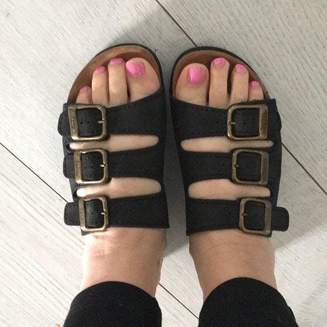 Scholl Bowy Sandaler Damer Lys Pink Sko Mules & Clogs