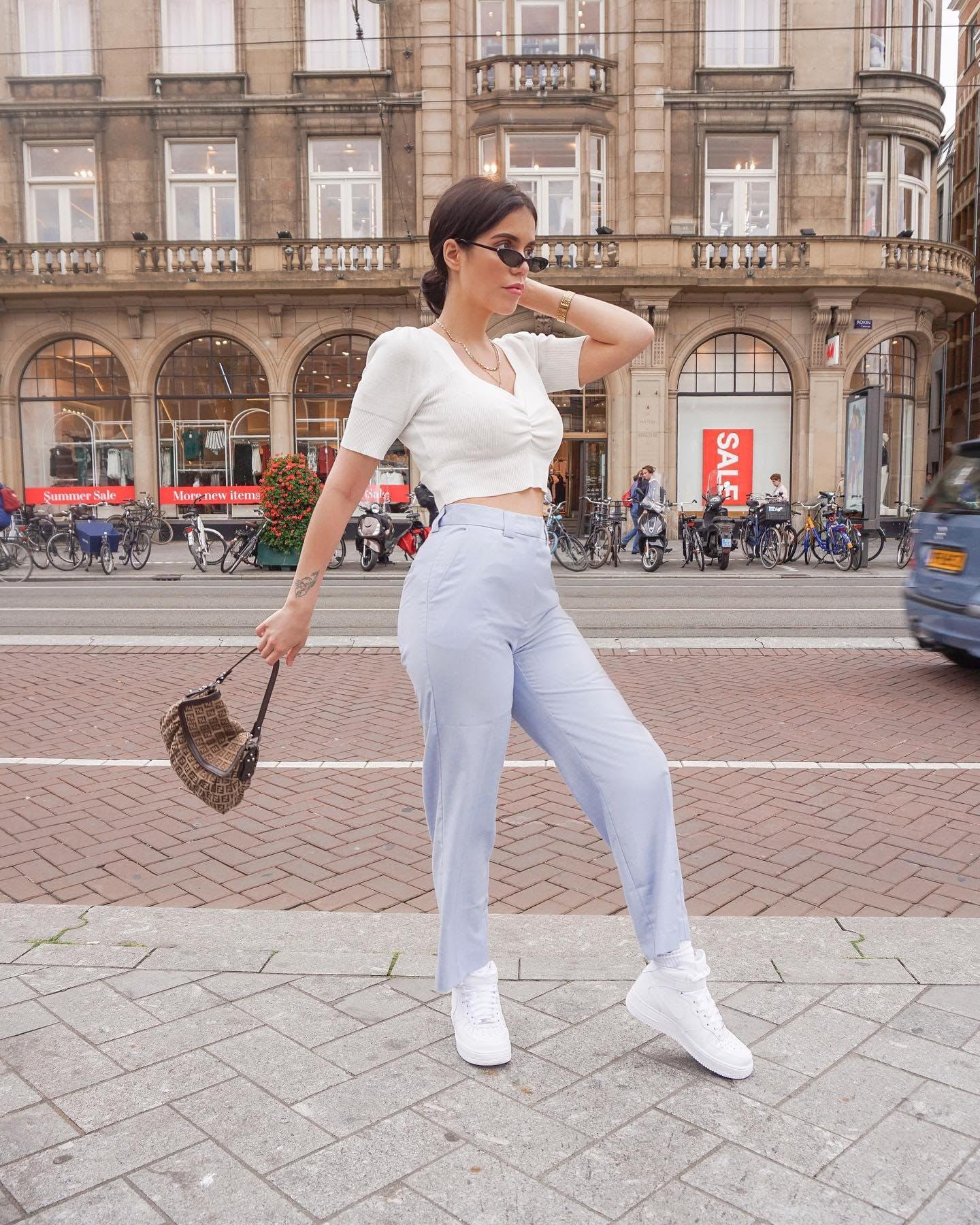 Koop adidas Originals Gazelle Og W Night IndigoFtwr White