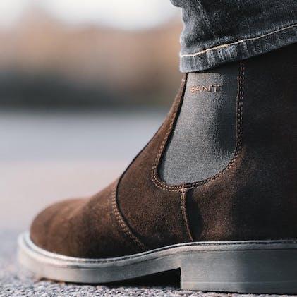 Gant Sko Online - Danmarks største udvalg af sko  e0a56a8e5f2df