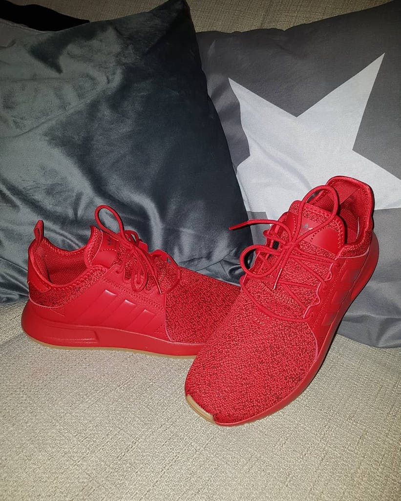 13c16c7a Køb adidas Originals X_plr Scarle/scarle/gum3 røde Sko Online ...