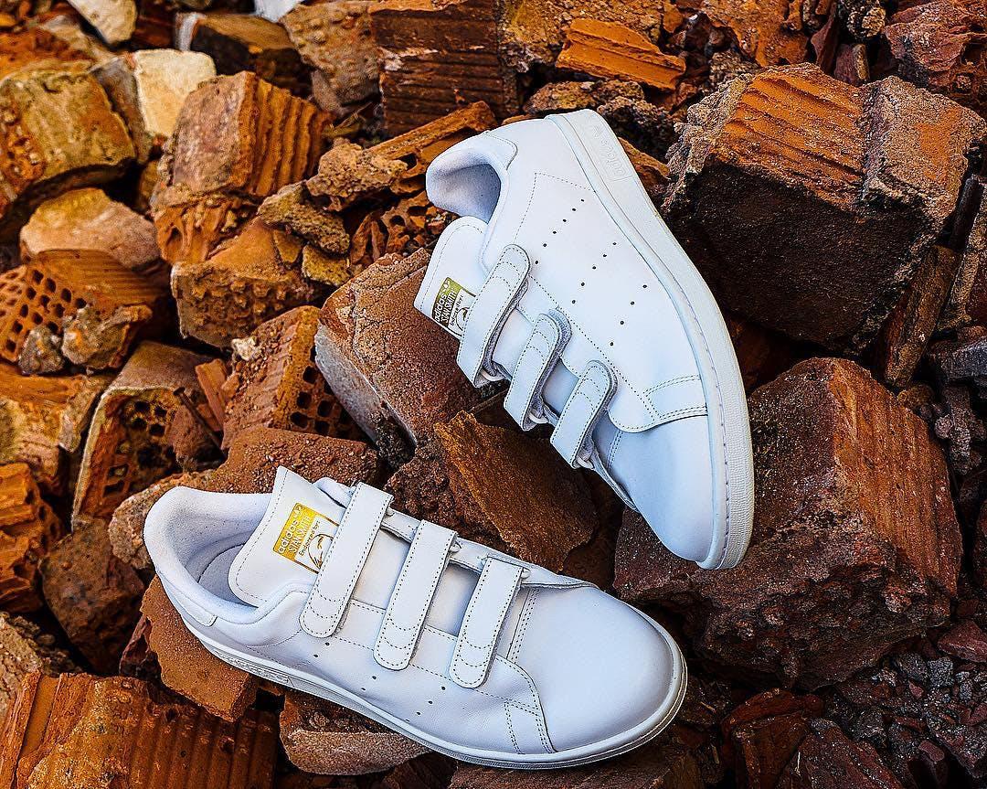 Køb adidas Originals Stan Smith Cf Ftwr WhiteFtwr White
