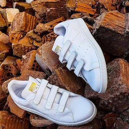innovative design 1b438 6cd27 adidas Originals Barnskor Online - Nordens största utbud av skor ...