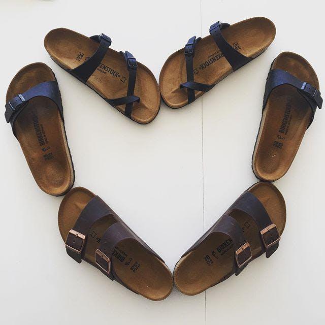 birkenstock sandaler herre