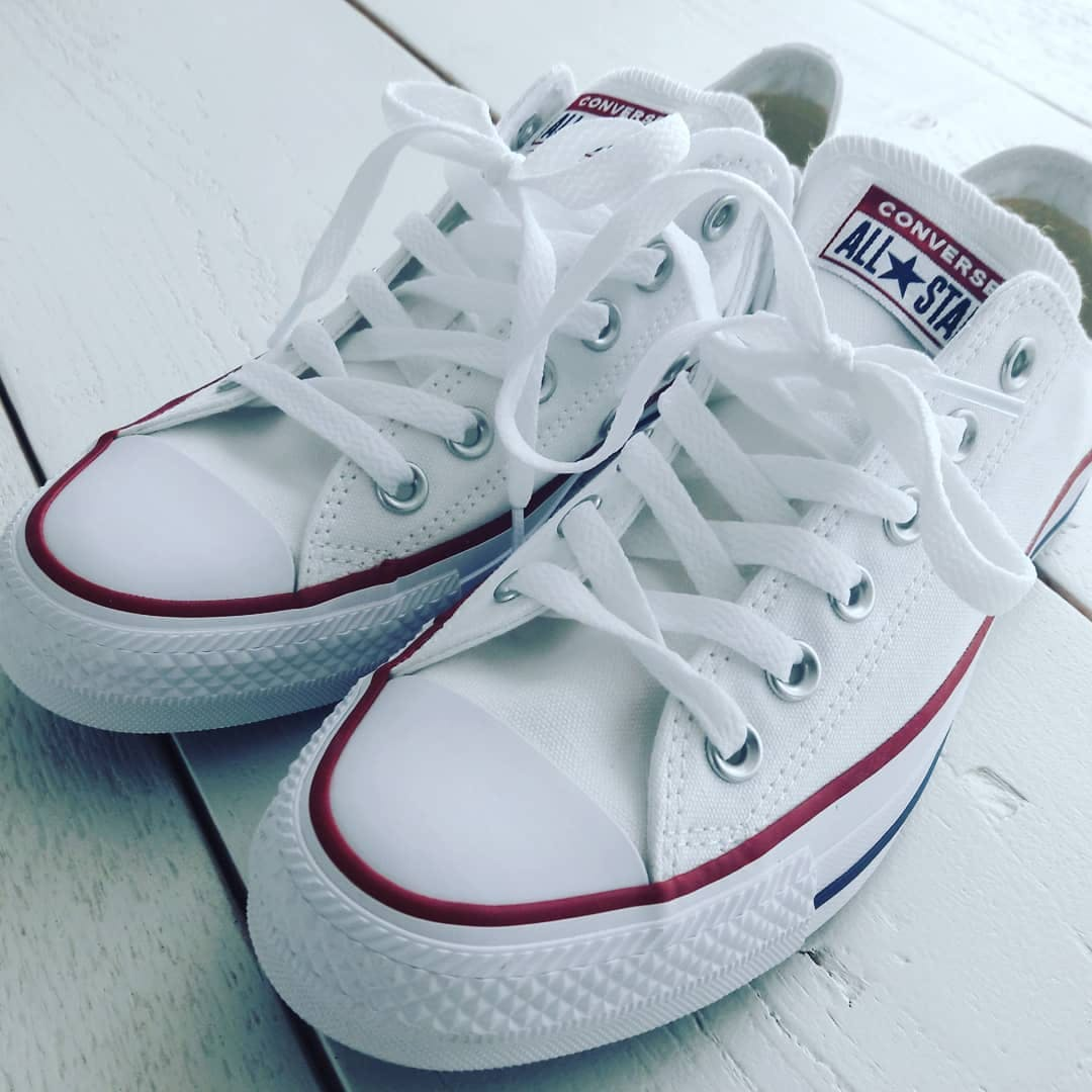 Canvas Optical White Ox All Star MSzUVp