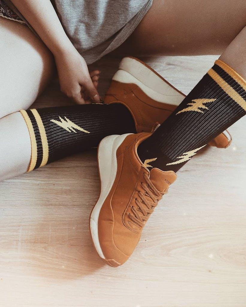 3d430b47 Kjøp Vero Moda Vmalma Sneaker Thai Curry brune Sko Online   FOOTWAY.no