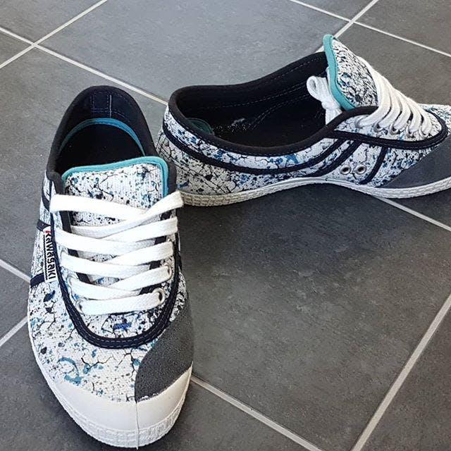 Kawasaki, Schuhe Europas herrlichstes Schuhsortiment