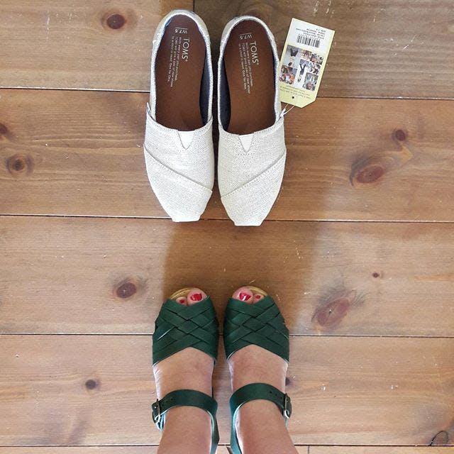 Toms, Sko Danmarks største udvalg af sko | FOOTWAY.dk