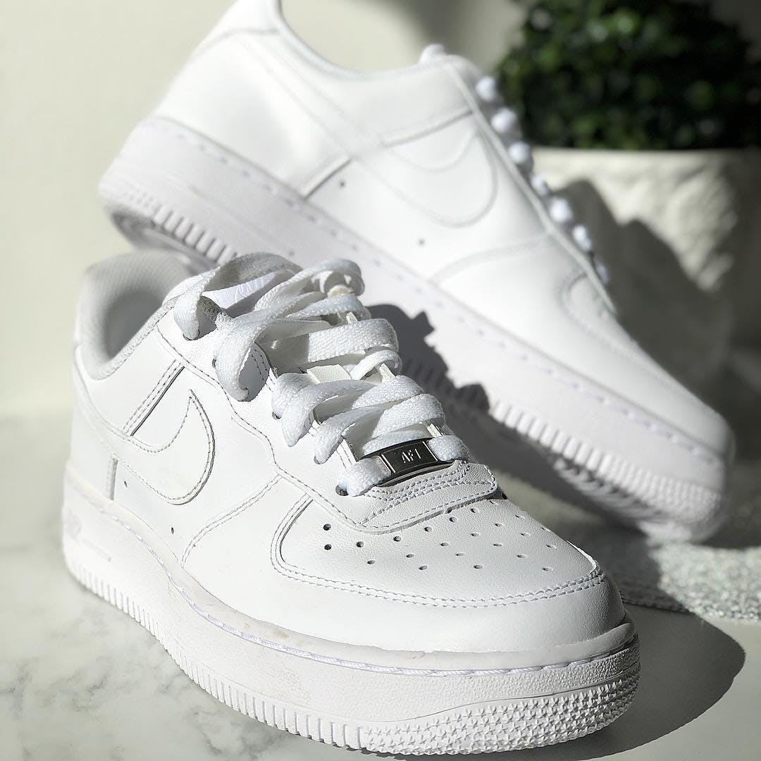 Marc O'Polo Joggesko Dame Sneakers Lave white Ekte