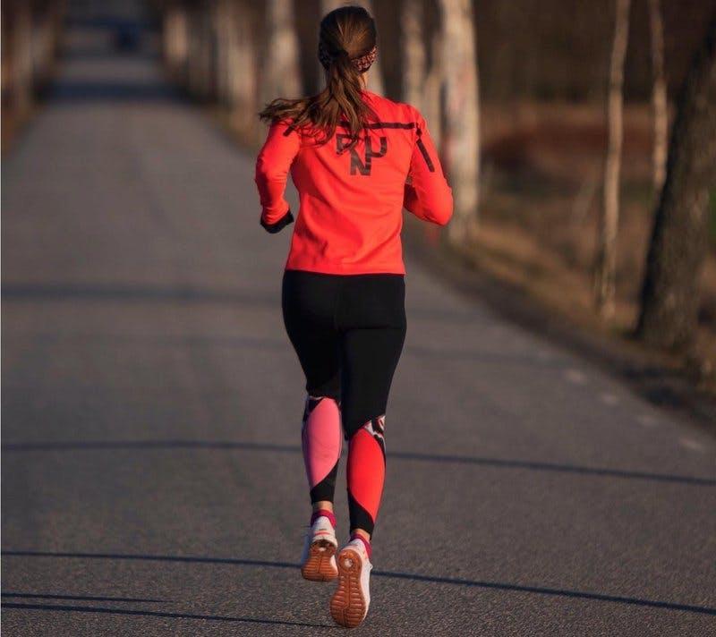 Petra MÅnström löpning