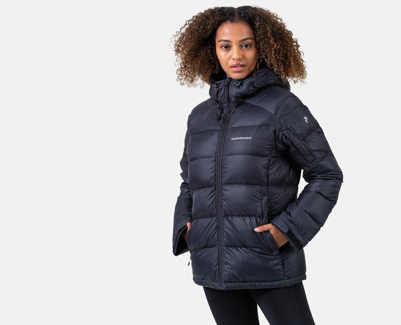 frost down jacket dam
