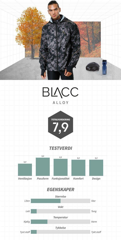 Blacc Alloy NO