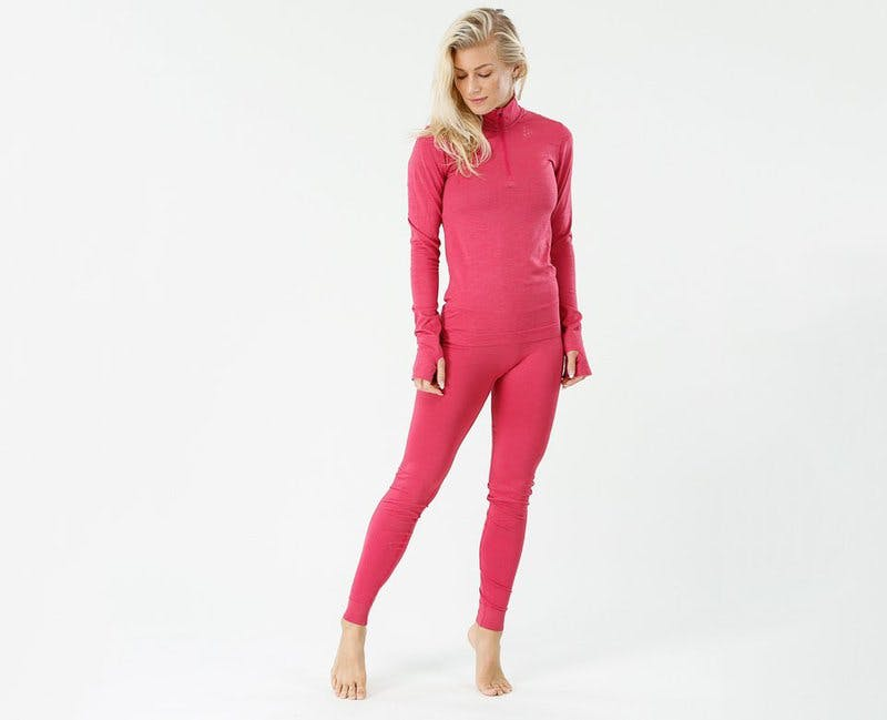 rosa underställ dam