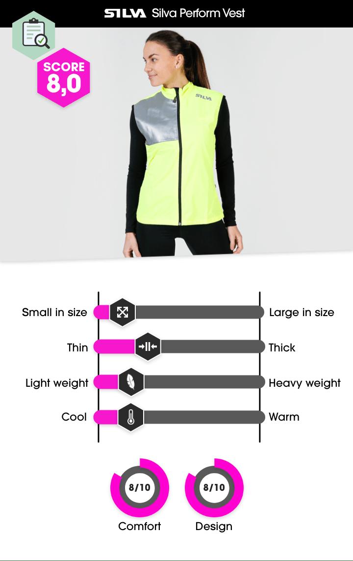 Silva Performance vest