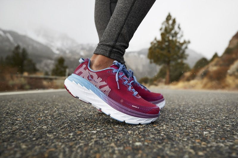 Hoka One One header