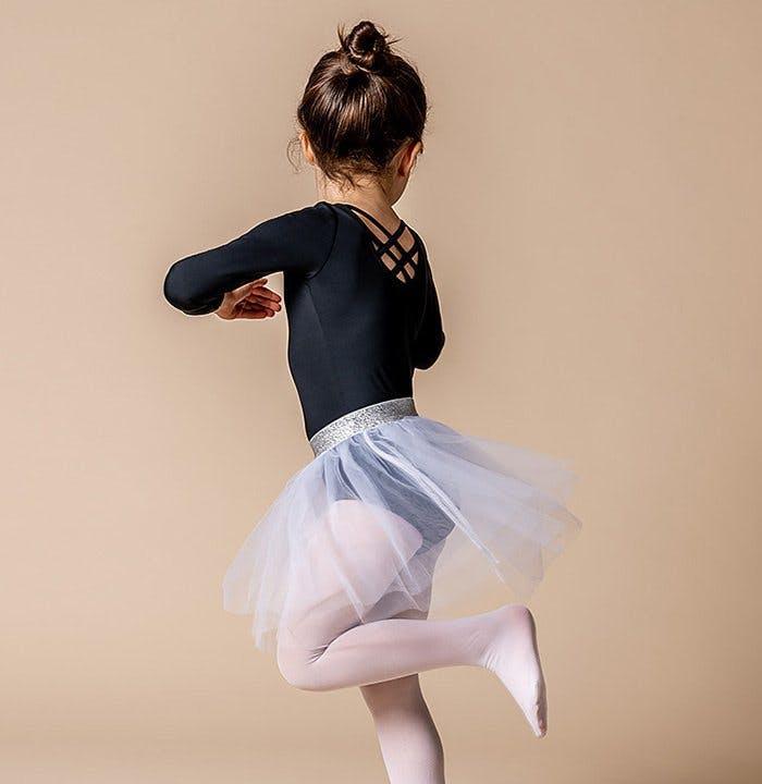 petite pirouette svart