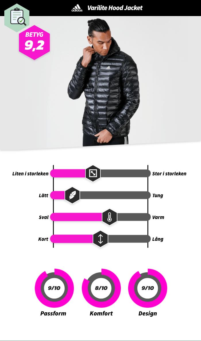 adidas varilite hood jacket