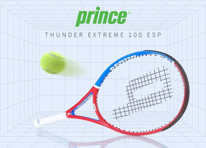 tennisracket test prince