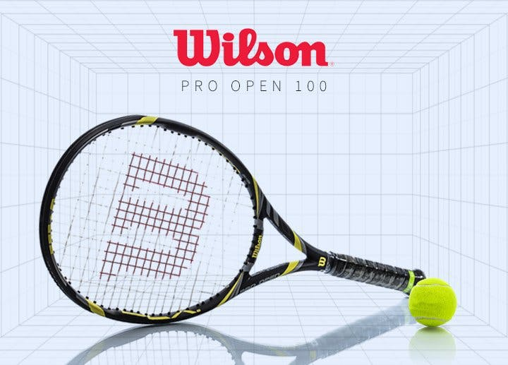 tennisracket test wilson