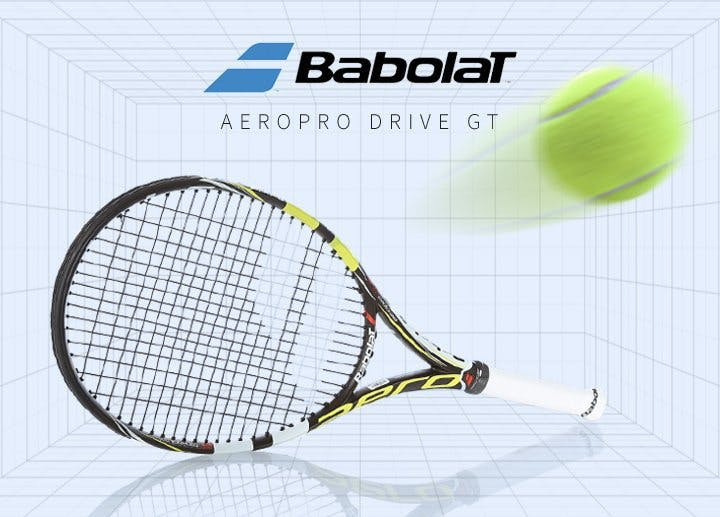 babolat tennisracket test