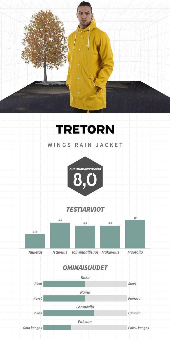 Tretorn Wings FI