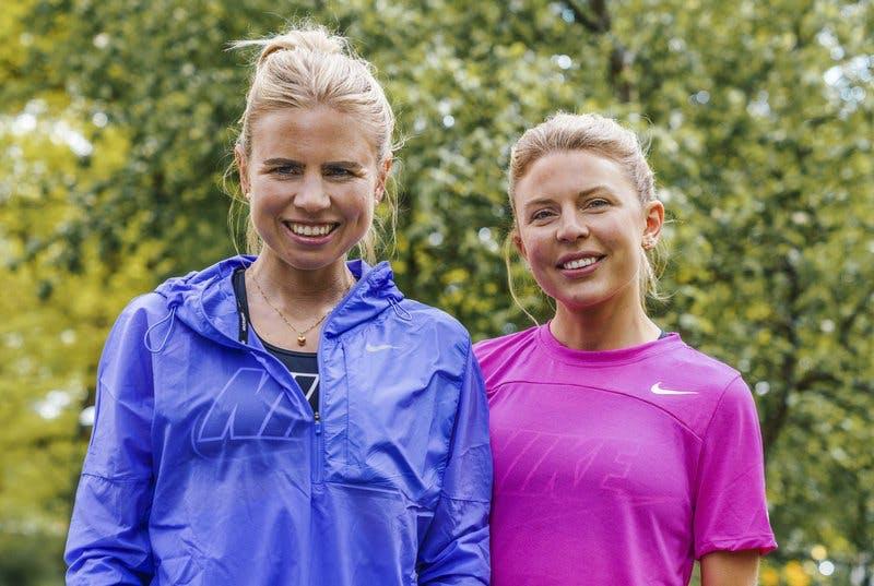 Elisabet charlotte karlsson sisterhood of running