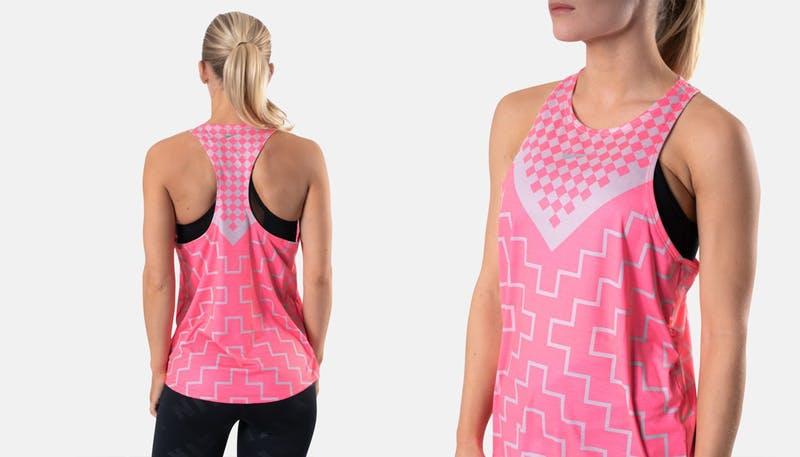 Linne Nike rosa
