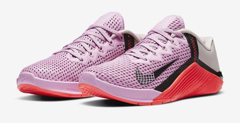 Nike Metcon 6 rosa