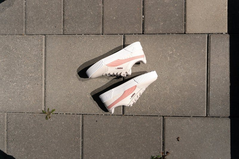 Puma sneakers skinn
