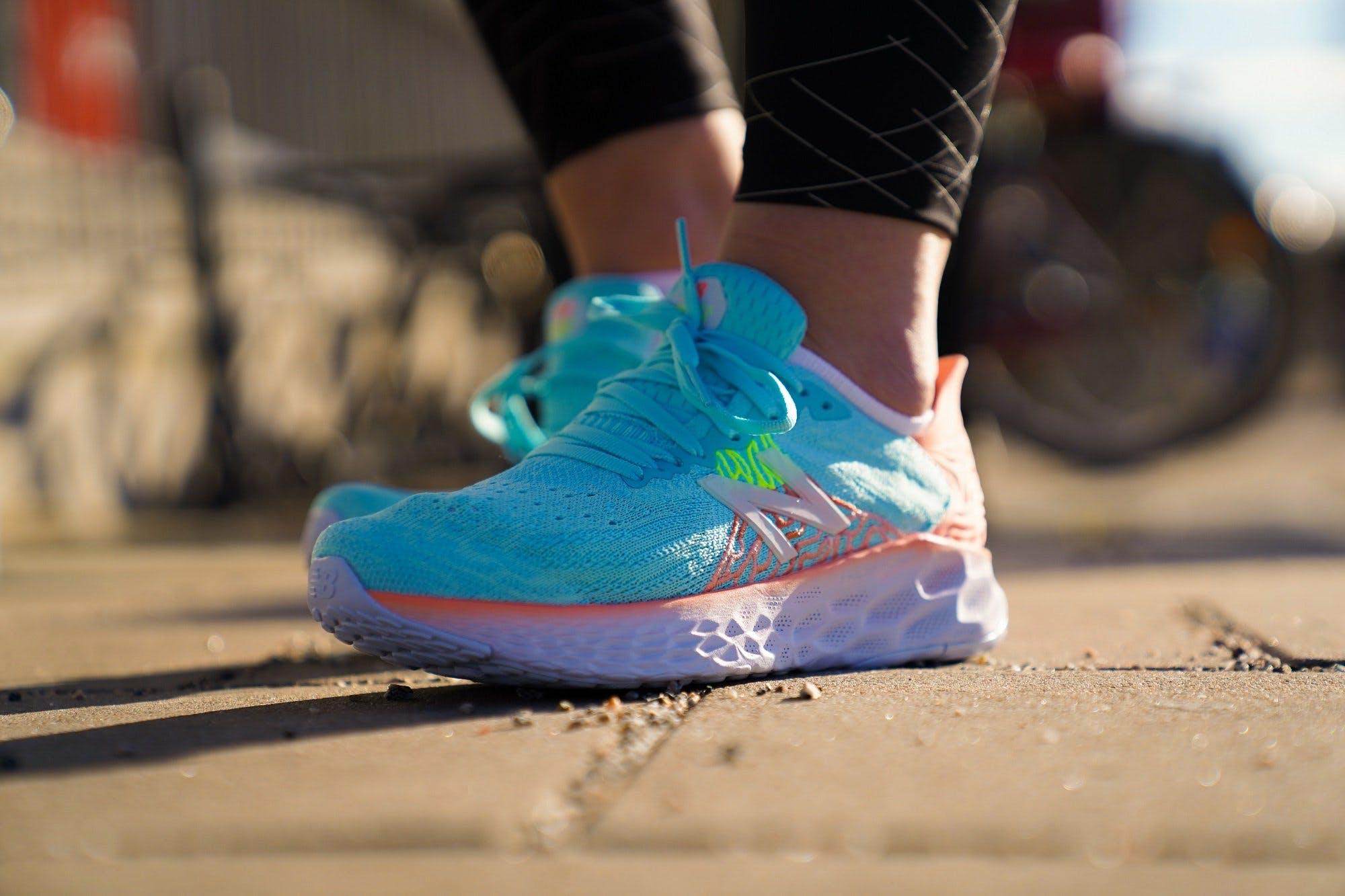 Achetez les bonnes chaussures de course de New Balance   Sportamore